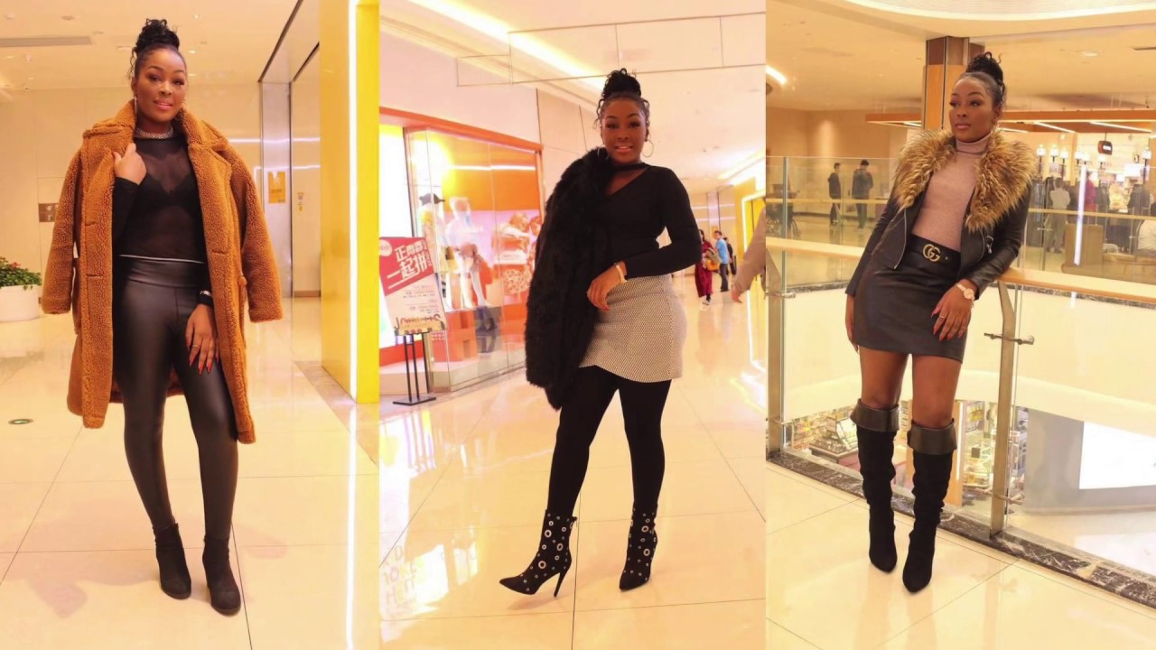 [VIDEO] - FALL/WINTER LOOKBOOK   Fadzai Mangwiro 3