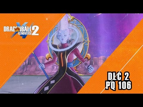DLC 2 Parallel Quest 106 mit Ultimate Finish - Dragon Ball Xenoverse 2