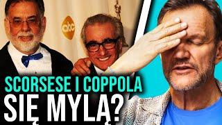 Scorsese i Copolla się mylą? WUJEK CZAREK O FILMACH MARVELA!