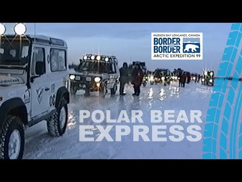 Polar Bear Express To The Great North