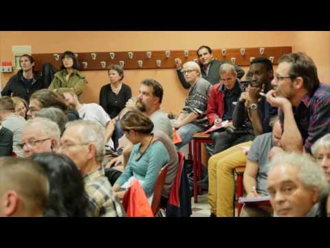 Transnational Social Strike Meeting - Paris 2016