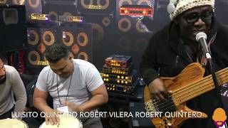 Richard Bona Namm Show 2017 Part 1