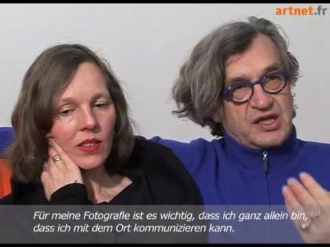 Interview : Donata & Wim Wenders, 2011 (German & French)