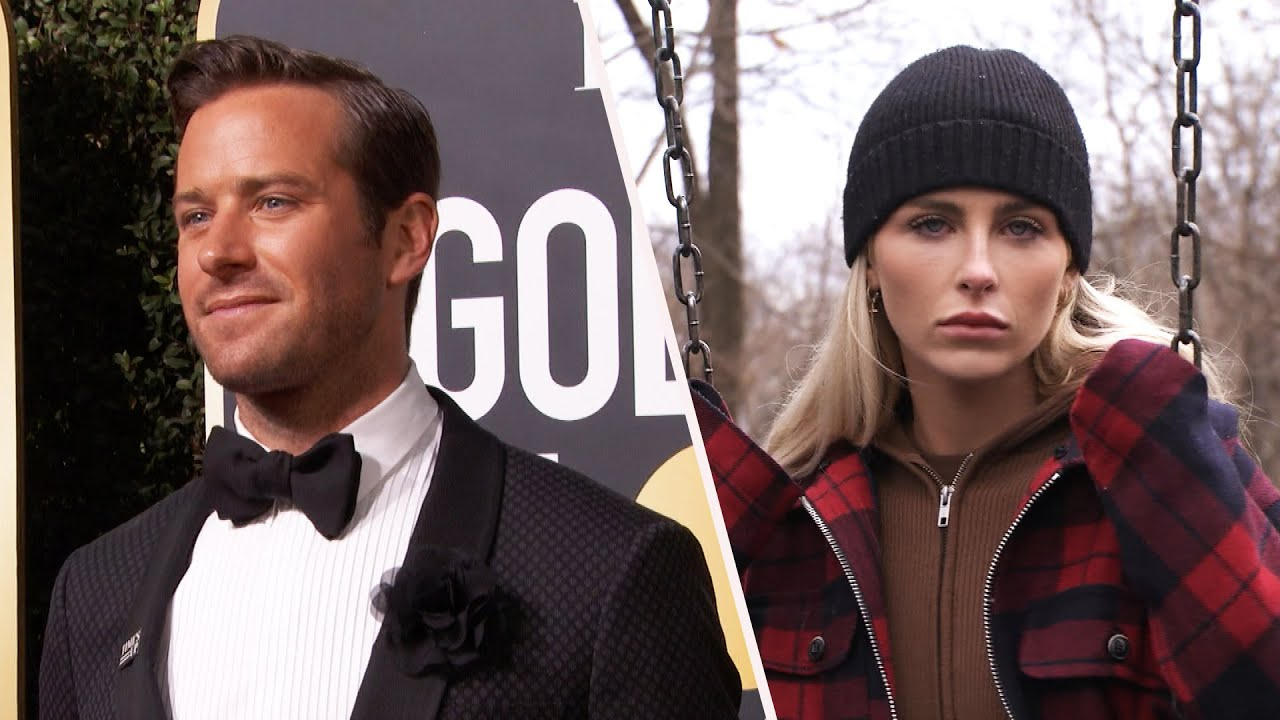 Amid shocking claims and a career spiral, Armie Hammer enters ...