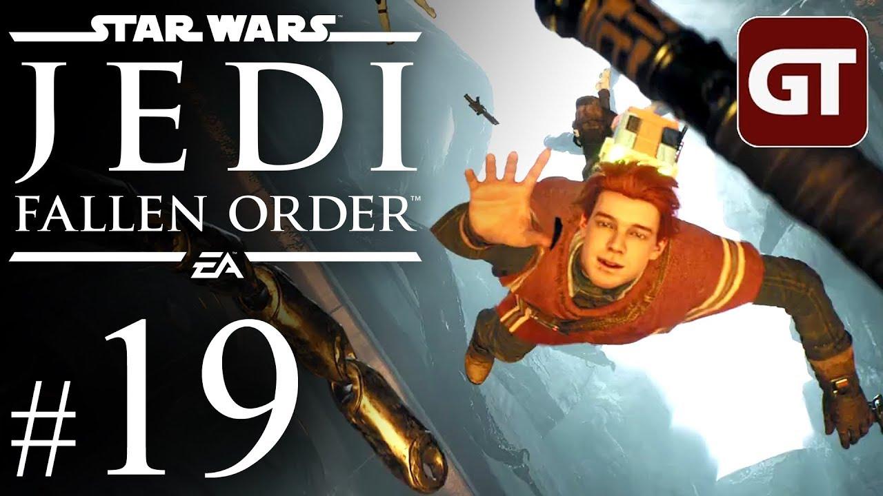Thumbnail für Eine neue Macht-Fähigkeit - Jedi: Fallen Order #19 (PC | Deutsch)