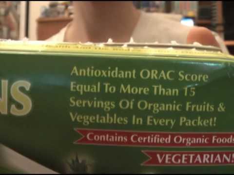 Organic Food Review
