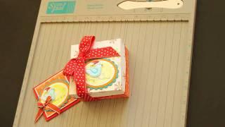 3 x 3 Notecard Box