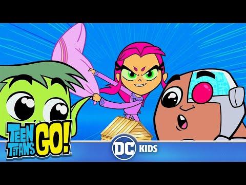 Teen Titans Go! | Kids Again | DC Kids
