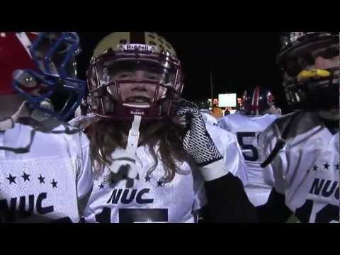 On The Sidelines During The 2012 Senior NUC All American Game