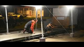 Strongest rottweiler  2017 weightpulling 6880kg (15168 lbs)