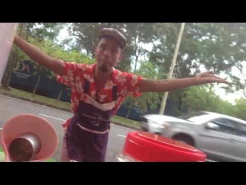 Pisang Goreng Bandar Sri Damansara Ugut Rogol Gadis Peniaga Laksa