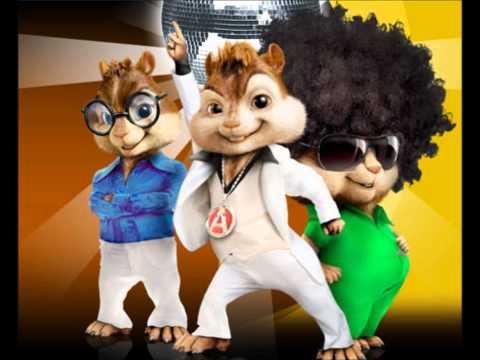 Chipmunks - I Want To Break Free