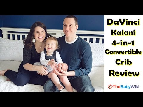 ❂❂❂ DaVinci Kalani 4 in 1 Convertible Crib Review [Best Review Ever] ❂❂❂