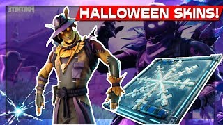 HALLOWEEN SKINS coming! | PLAYGROUND SETTINGS | Fortnite Update 6.01