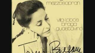 Teresa Berganza  *Anda, jaleo* by F.G. Lorca