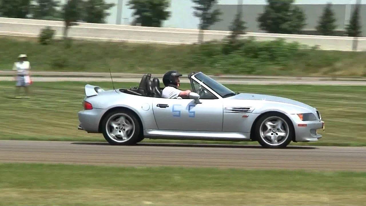 David C 1998 BMW Z3 M Roadster  YouTube