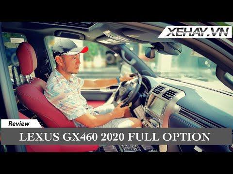 Trải nghiệm Lexus GX460 2020 Full Option giá 6,2 tỷ - Thương hiệu các chị em rất mê  XEHAY.VN 