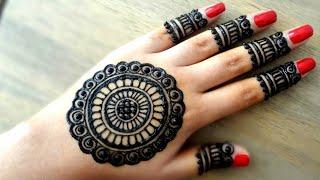 Beautiful Henna Mehndi Jewellery : Most famous easy and beautiful arabic jewellery henna mehndi