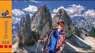 Herbstcamping in den Bergen - Dolomiten -Teil1 - B&B Caravaning - 13