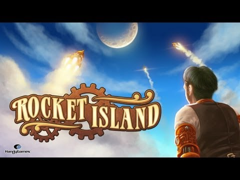Rocket Island - Official Gameplay Trailer