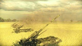 Bridge Defense Mission, Biggest Russian Artillery Strikes | Wargame: European Escalation Gameplay