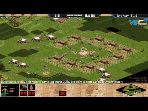 HaNoi Open 6    Solo Assyrian    BiBi vs Bát Bộ    Trận 3