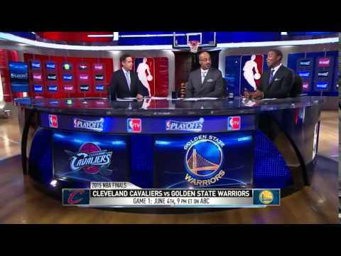 Matt Winer, Isiah Thomas and Dennis Scott Preview Warriors and Cavaliers The NBA Finals