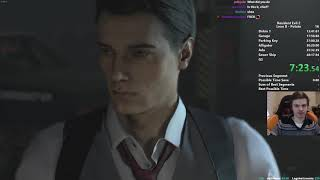 RE2 Any% Speedrun in 47:05 IGT (NG+/Leon B)