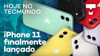 iPhone 11 lanado, Amazon Prime no Brasil Hoje no TecMundo
