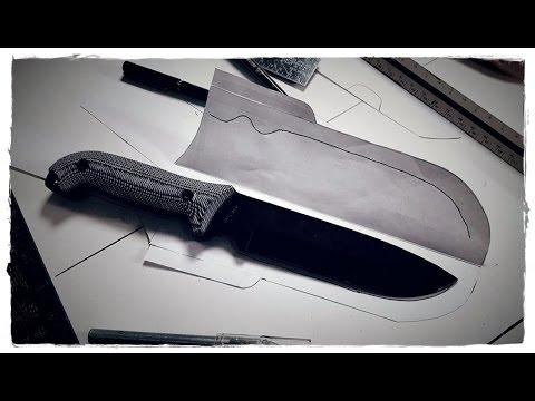 Custom Schrade SCHF52M Leather Sheath