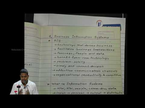 Business Information System part1
