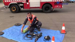 How to Operate a Breathing Apparatus - Components
