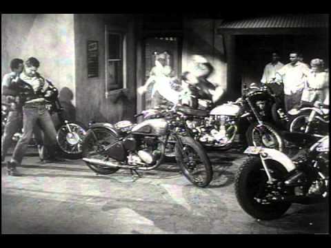 Motorcycle Gang Trailer