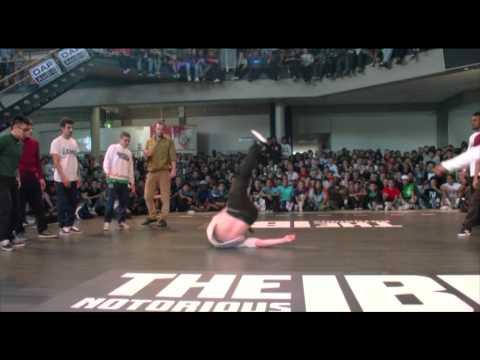 BBoy Champs European Final - Soul Mavericks Vs. Illusion of Exist [IBE 2011]