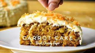 Carrot Cake  Kek Lobak Merah