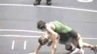 2008 NYSPHSAA D1 Wrestling Championships 112 lb Finals
