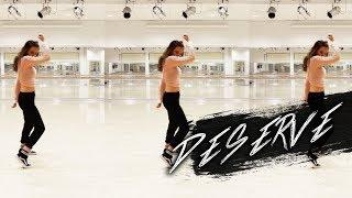 DESERVE - KRIS WU ft TRAVIS SCOTT // Choreography by Isabelle