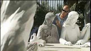 Gethsemane Statuary Restored