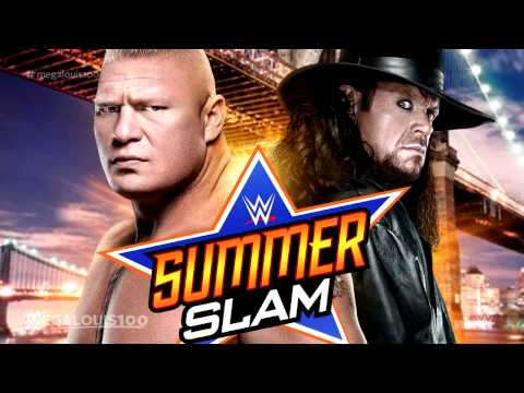 WWE SummerSlam 2015 2nd Official Theme...