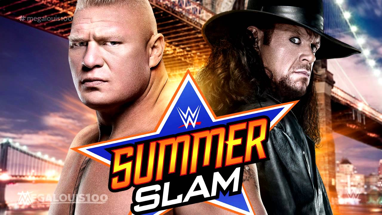 WWE SummerSlam 2015 2nd Official Theme Song -
