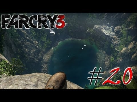 Смотреть прохождение игры Far Cry 3. Серия 20 - Расхититель гробницы.