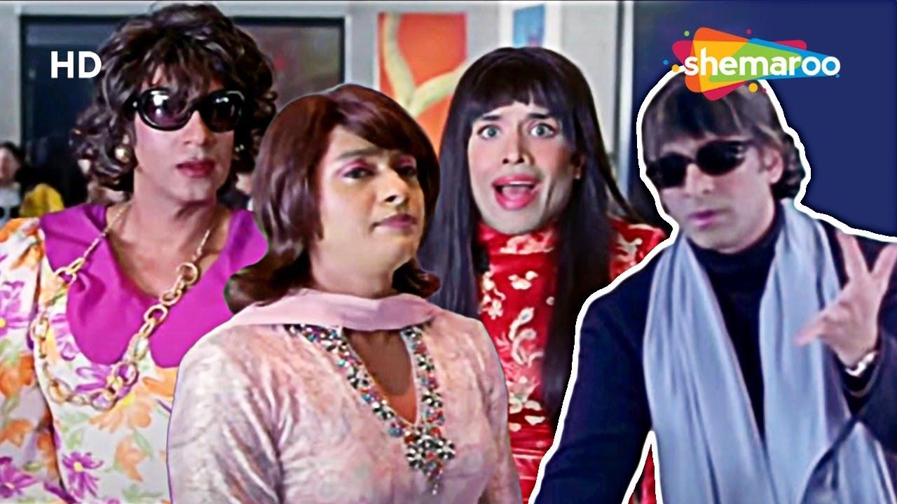 Download Golmaal Returns   अजय देवगन फस गए बीवी और अरशद वारसी के बीच   Kareena Kapoor   Best Comedy Scenes