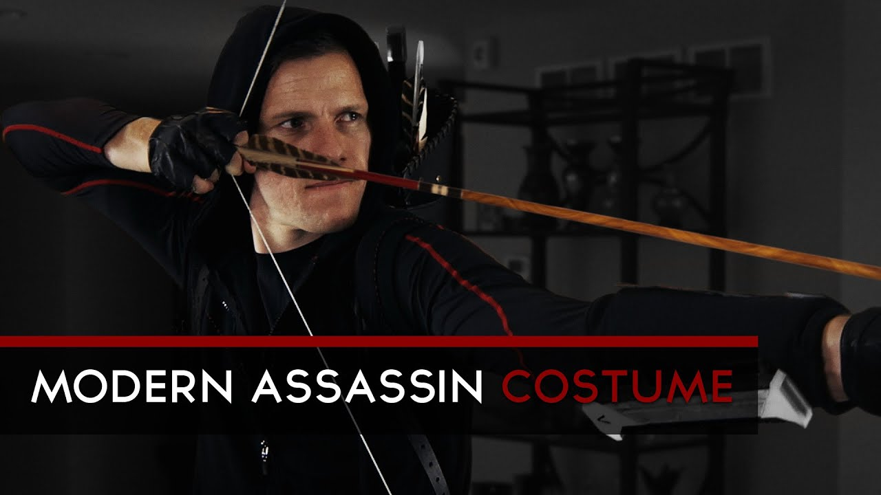Modern Assassin S Creed Costume Review Youtube