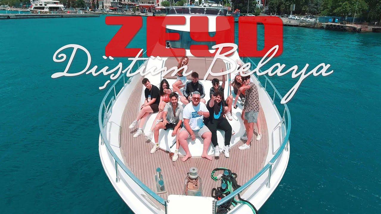 Zeyd - Düştüm Belaya (Offıcial Video)
