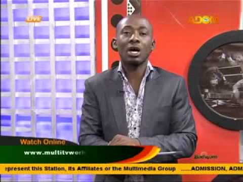 Black Stars draw Togo, Guinea in CAN qualifiers-Badwam Sports on Adom TV (28-4-14)