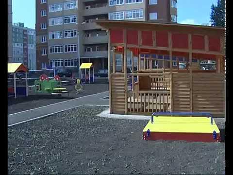 Вот такие детские площадки своими руками можно сделать для деток на дачеиз YouTube · Длительность: 2 мин27 с