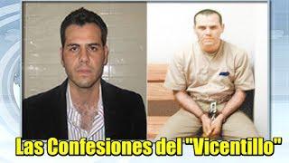 Las confesiones de Vicente Zambada Niebla