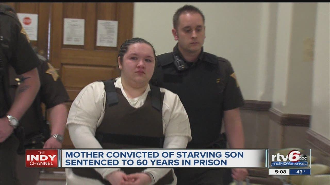 Indiana wayne county richmond - Wayne County Mother Amy Hockett Gets 60 Years In Prison For Starving 4 Month Old Son To Death