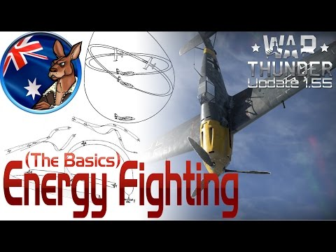 War Thunder: Energy Fighting (The Basics)