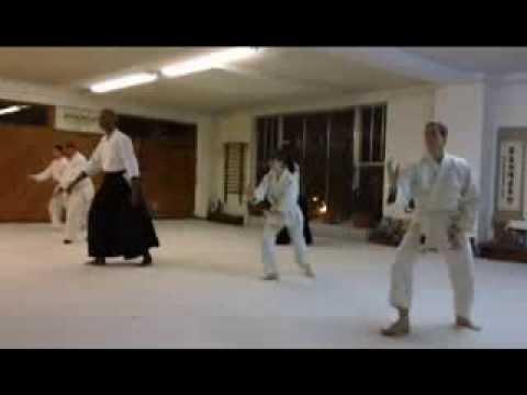 Aikikai of Philadelphia promotional video